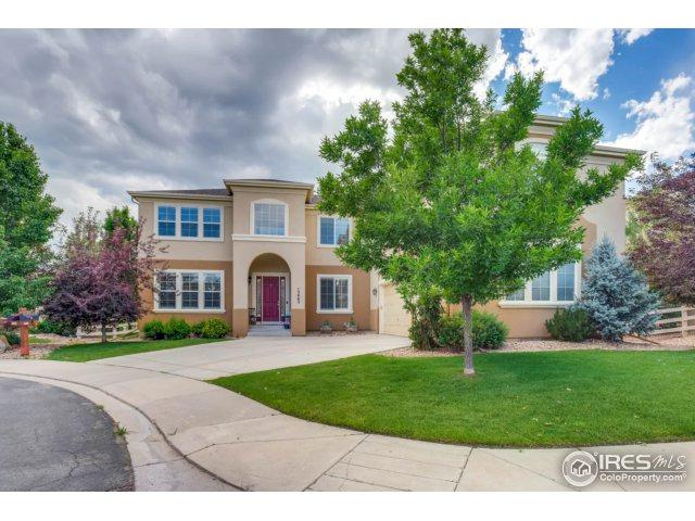 13985 Pinehurst Cir, Broomfield, CO 80023 (MLS #854351) :: The Daniels Group at Remax Alliance
