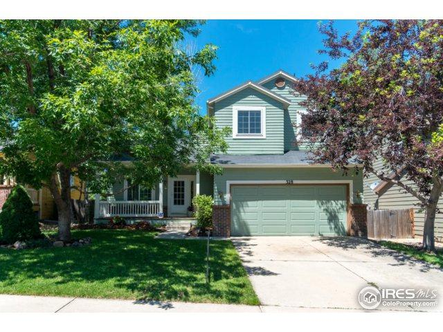 328 Simmons St, Erie, CO 80516 (MLS #854367) :: 8z Real Estate