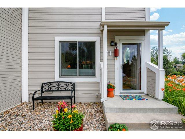 4255 Westshore Way D11, Fort Collins, CO 80525 (MLS #854425) :: The Daniels Group at Remax Alliance