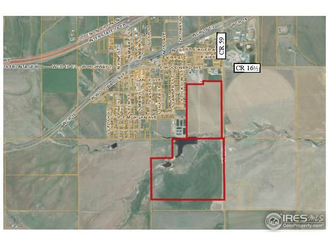 0 County Road 59, Keenesburg, CO 80643 (MLS #854524) :: Tracy's Team