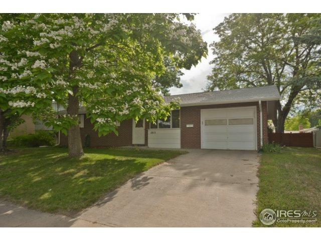 1015 Lilac St, Longmont, CO 80501 (MLS #854530) :: The Daniels Group at Remax Alliance