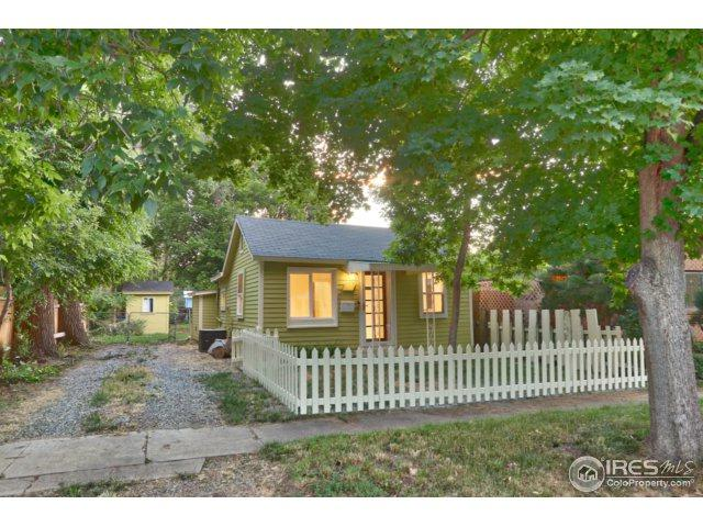 727 Martin St, Longmont, CO 80501 (MLS #854622) :: The Daniels Group at Remax Alliance