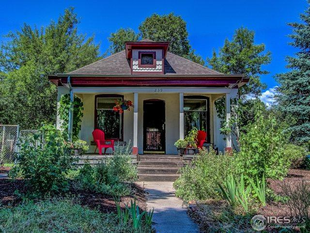 239 N Grant Ave, Fort Collins, CO 80521 (MLS #854672) :: Downtown Real Estate Partners