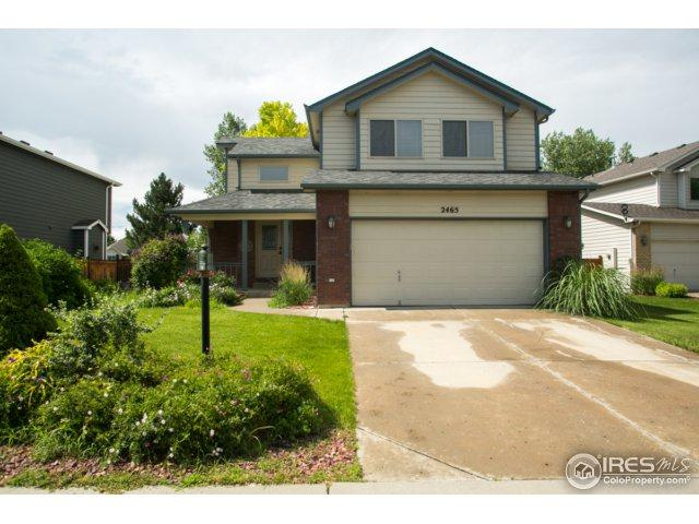 2465 Mary Beth Ct, Loveland, CO 80537 (#854694) :: My Home Team