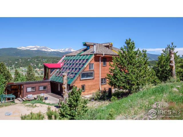 94 Alpine Dr, Nederland, CO 80466 (MLS #854727) :: 8z Real Estate