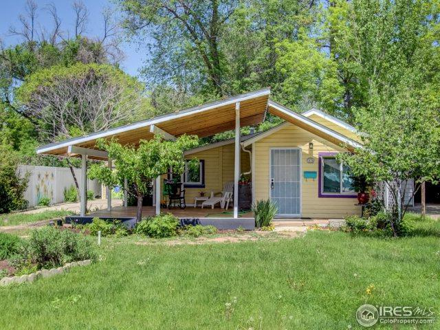 1316 6th Ave, Longmont, CO 80501 (MLS #854772) :: The Daniels Group at Remax Alliance