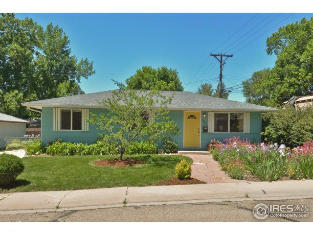 127 Grant St, Longmont, CO 80501 (MLS #854807) :: The Daniels Group at Remax Alliance