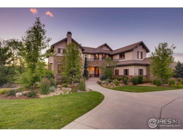 8969 Little Raven Trl, Niwot, CO 80503 (MLS #854823) :: Kittle Real Estate