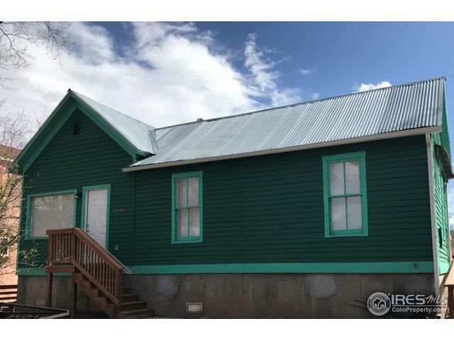 427 Park St, Lyons, CO 80540 (#855034) :: The Peak Properties Group