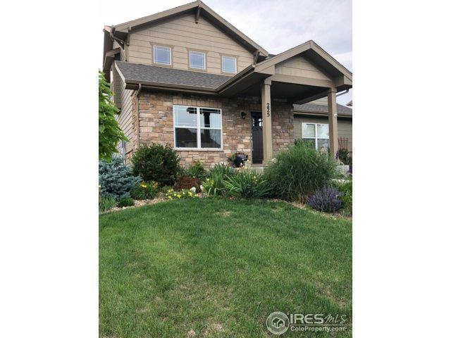 225 Olympia Ave, Longmont, CO 80504 (MLS #855112) :: Downtown Real Estate Partners