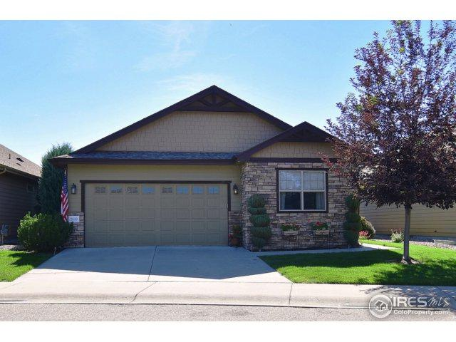 2848 Crooked Wash Dr, Loveland, CO 80538 (#855216) :: The Griffith Home Team