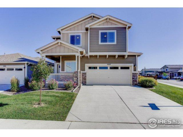 3007 Benfold St, Loveland, CO 80538 (#855294) :: My Home Team