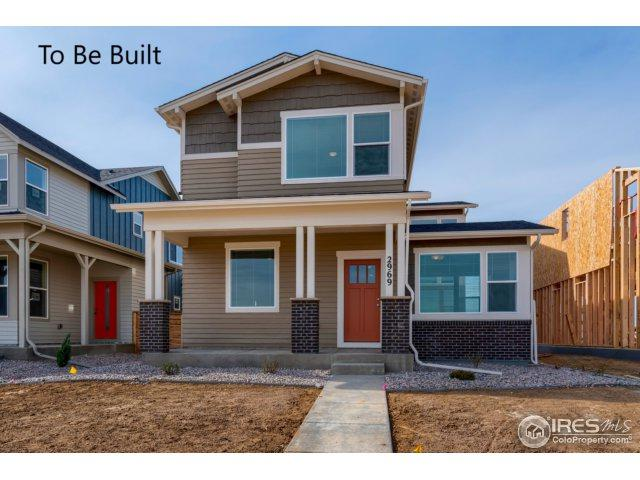 3038 Sykes Dr, Fort Collins, CO 80524 (MLS #855377) :: The Daniels Group at Remax Alliance