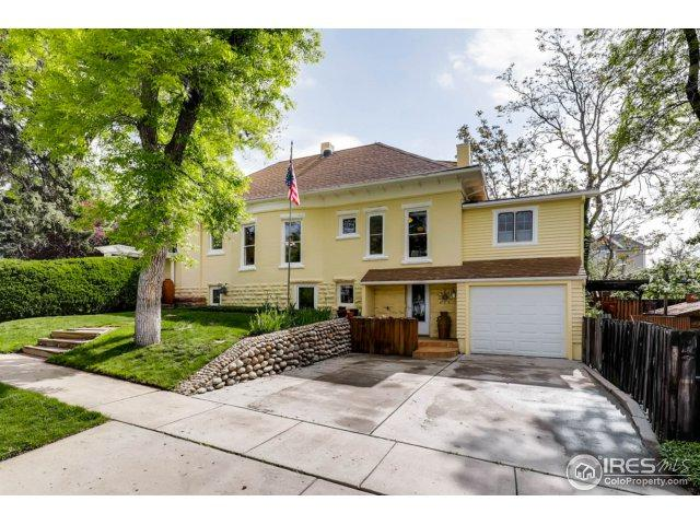 1125 3rd Ave, Longmont, CO 80501 (MLS #855381) :: The Daniels Group at Remax Alliance