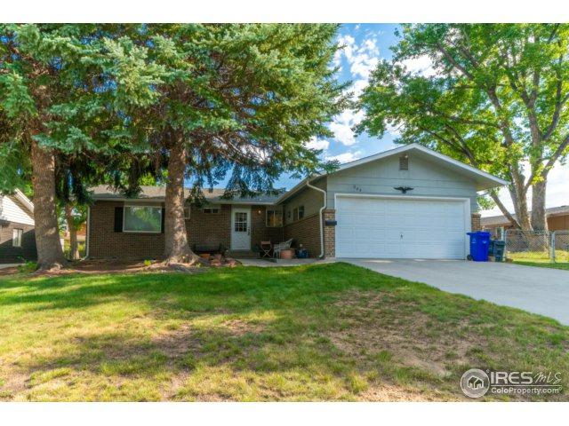 944 W 30th St, Loveland, CO 80538 (MLS #855492) :: 8z Real Estate
