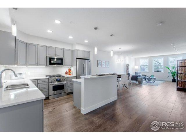 2930 Broadway St #203, Boulder, CO 80304 (MLS #855500) :: Downtown Real Estate Partners