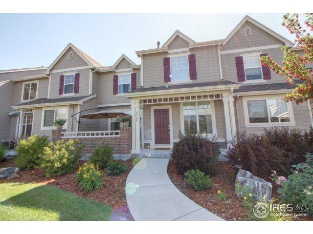2949 New Castle Dr, Loveland, CO 80538 (MLS #855521) :: The Daniels Group at Remax Alliance