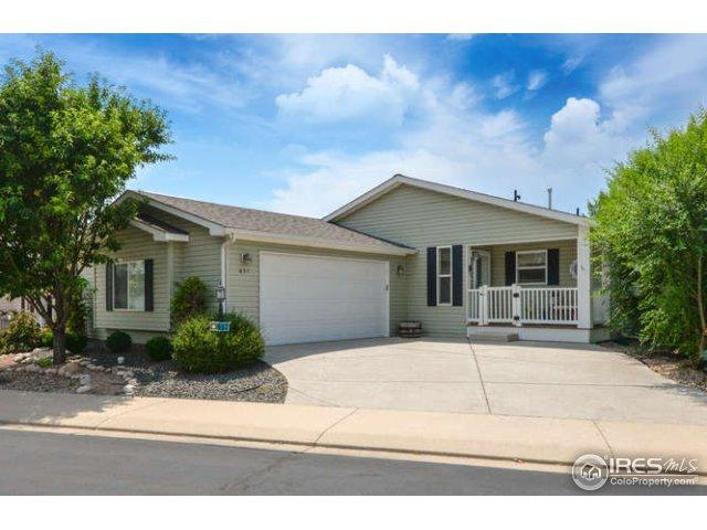 657 Brandt Cir, Fort Collins, CO 80524 (#855545) :: The Griffith Home Team