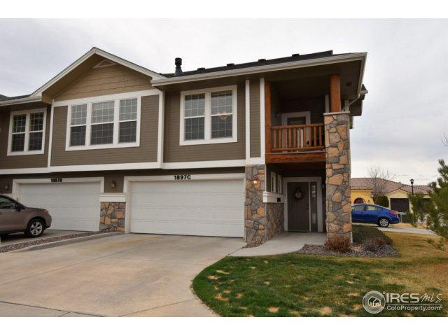 1897 E Seadrift Dr C, Windsor, CO 80550 (MLS #855561) :: Tracy's Team