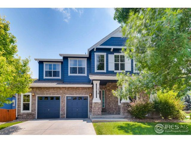 1519 Prairie Song Pl, Longmont, CO 80504 (MLS #855563) :: The Daniels Group at Remax Alliance