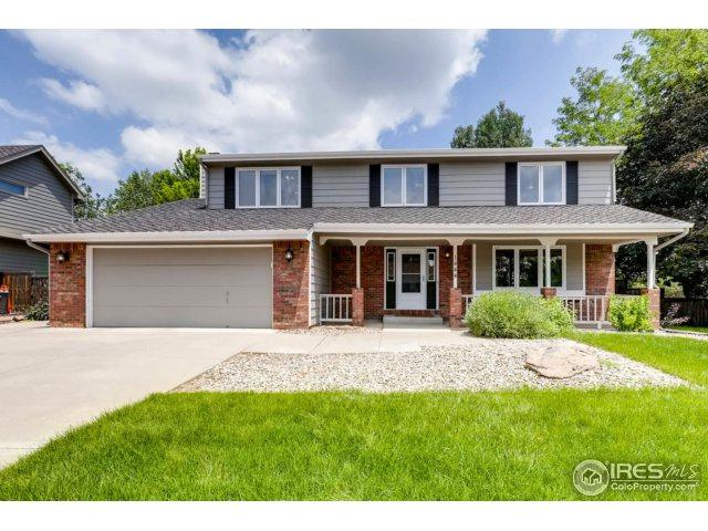 1444 Redberry Ct, Fort Collins, CO 80525 (#855605) :: The Peak Properties Group