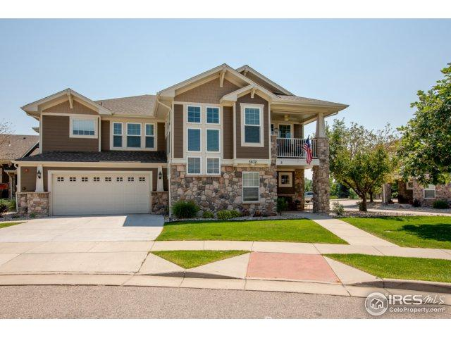5632 Condor Dr #4, Fort Collins, CO 80525 (#855644) :: My Home Team
