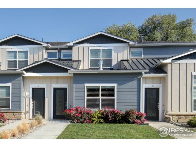 238 Osiander St C, Fort Collins, CO 80524 (#855653) :: The Griffith Home Team