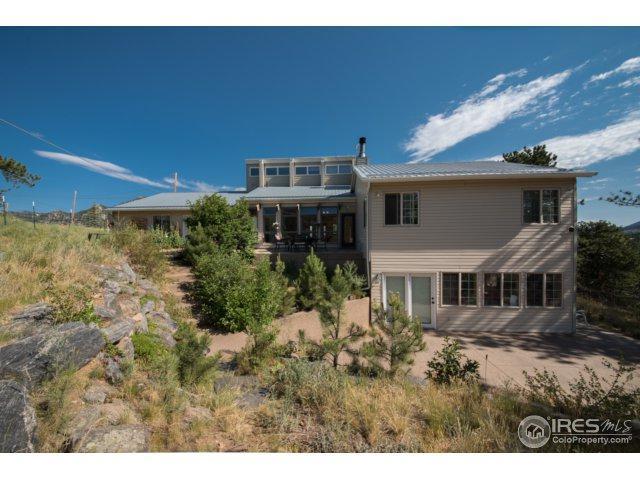 2220 Longview Dr, Estes Park, CO 80517 (MLS #855711) :: 8z Real Estate