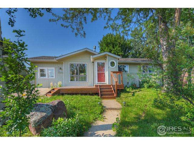2530 Yarrow Ct, Boulder, CO 80305 (#855716) :: The Griffith Home Team