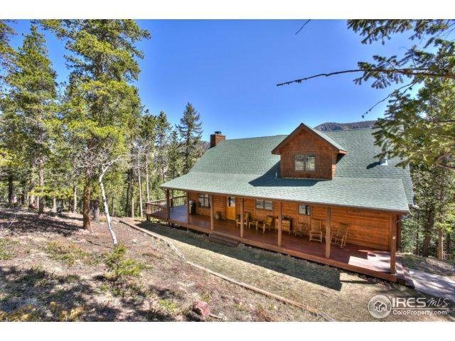 1679 Black Squirrel Dr, Estes Park, CO 80517 (MLS #855719) :: 8z Real Estate