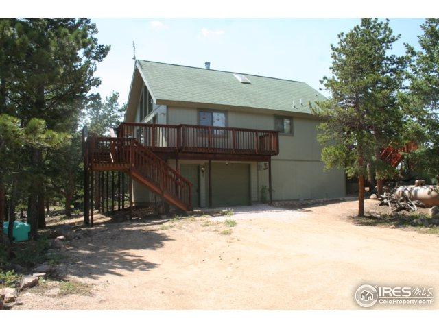 296 Socorro Cir, Red Feather Lakes, CO 80545 (MLS #855728) :: Kittle Real Estate