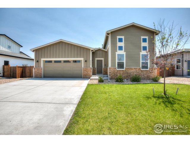 4423 Ingalls Dr, Wellington, CO 80549 (MLS #855795) :: The Daniels Group at Remax Alliance