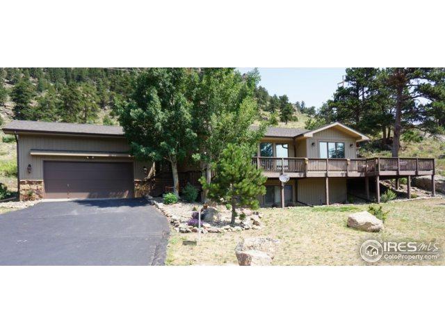 472 Marcus Ln, Estes Park, CO 80517 (MLS #855834) :: 8z Real Estate