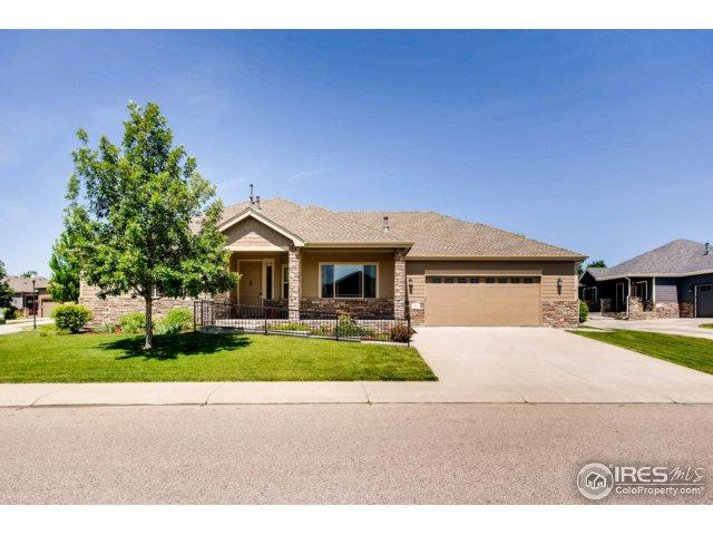 3007 Crooked Wash Dr, Loveland, CO 80538 (MLS #855877) :: Downtown Real Estate Partners