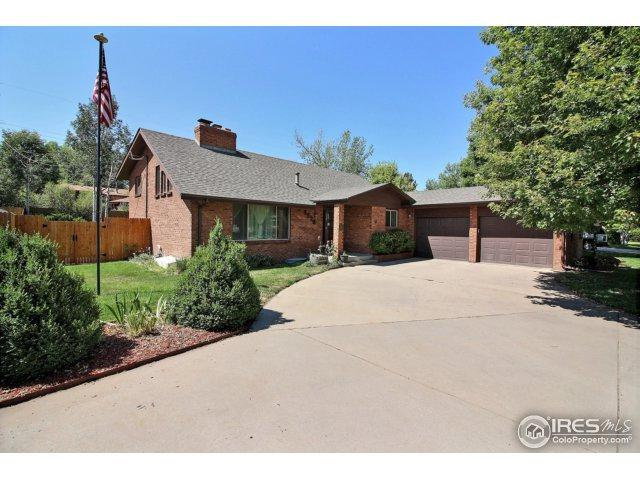 5520 W 24th St, Greeley, CO 80634 (#855878) :: The Peak Properties Group