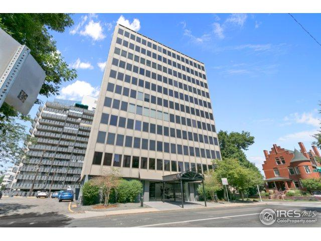 789 N Clarkson St #504, Denver, CO 80218 (MLS #855882) :: The Daniels Group at Remax Alliance