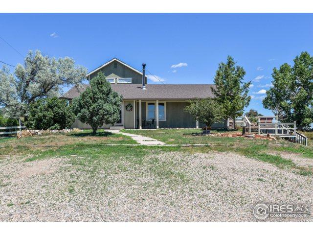 4200 W County Road 56E, Laporte, CO 80535 (MLS #855888) :: Kittle Real Estate