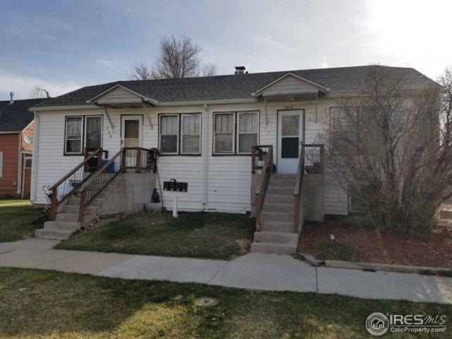 706 12th Ave, Greeley, CO 80631 (MLS #855894) :: The Daniels Group at Remax Alliance