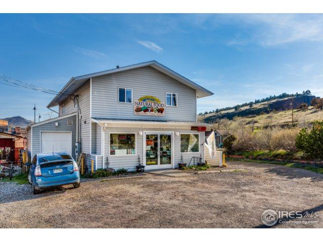 454 Main St, Lyons, CO 80540 (#855928) :: The Peak Properties Group