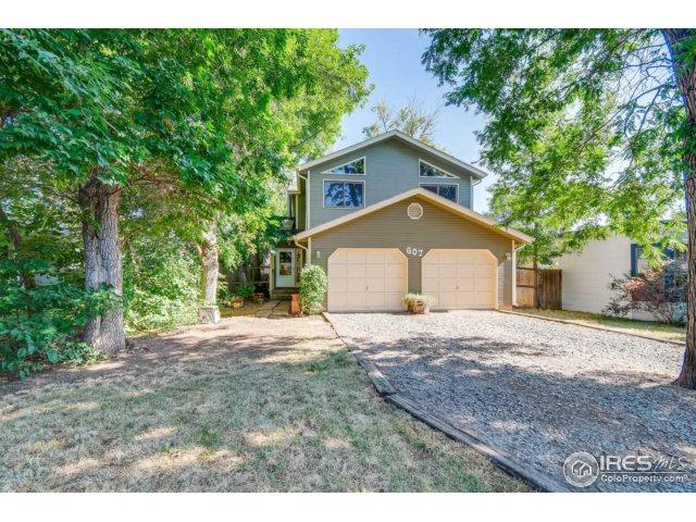 607 E Geneseo St, Lafayette, CO 80026 (MLS #855946) :: The Daniels Group at Remax Alliance