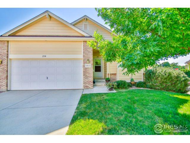 4902 29th St 23D, Greeley, CO 80634 (#855967) :: My Home Team