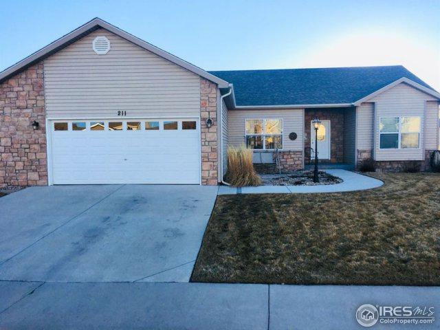 211 Aspen Grove Way, Severance, CO 80550 (MLS #855970) :: The Daniels Group at Remax Alliance