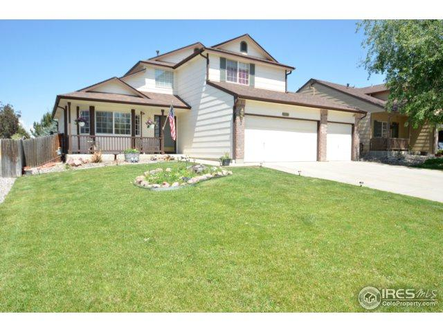 5427 Bobcat St, Frederick, CO 80504 (MLS #855995) :: Tracy's Team
