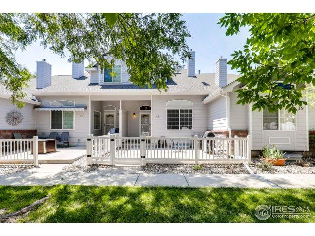 33 Sebring Ln, Johnstown, CO 80534 (MLS #855998) :: The Daniels Group at Remax Alliance