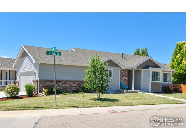 300 Buffalo Dr, Windsor, CO 80550 (MLS #856098) :: Downtown Real Estate Partners