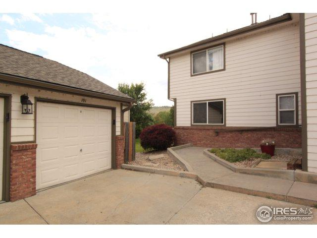 1078 Tierra Ln, Fort Collins, CO 80521 (MLS #856107) :: The Daniels Group at Remax Alliance