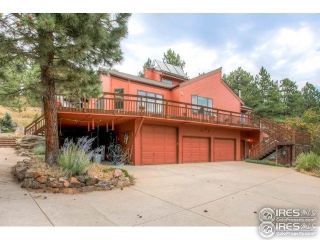 1981 Timber Ln, Boulder, CO 80304 (MLS #856121) :: 8z Real Estate