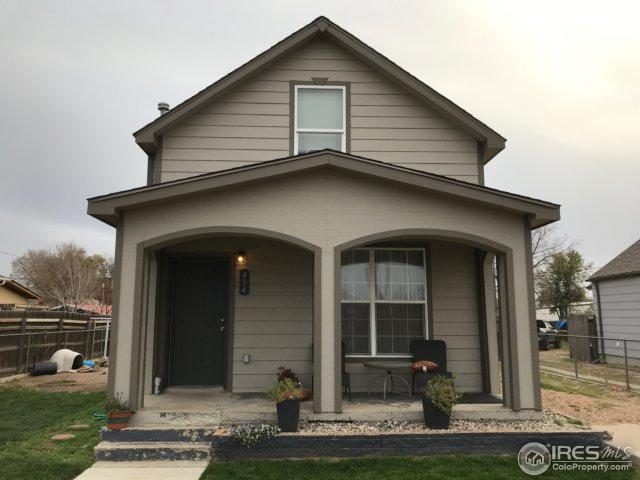 414 14th St, Greeley, CO 80631 (MLS #856123) :: The Daniels Group at Remax Alliance