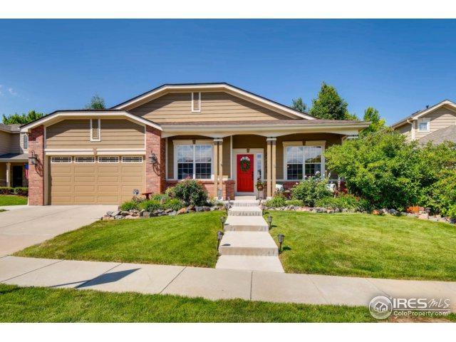3125 Shannon Dr, Broomfield, CO 80023 (MLS #856164) :: The Daniels Group at Remax Alliance
