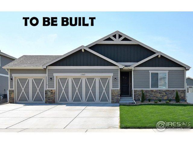 6722 Sage Meadows Dr, Wellington, CO 80549 (MLS #856241) :: Kittle Real Estate